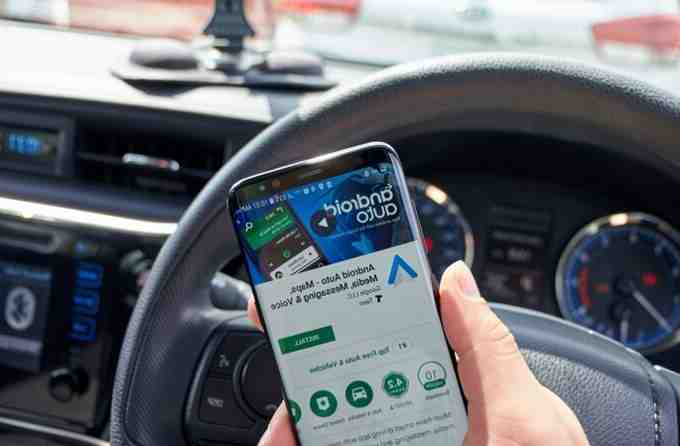 Comment installer android auto